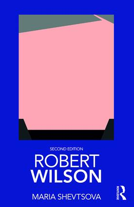 Robert Wilson: 2nd Edition (Paperback) book cover