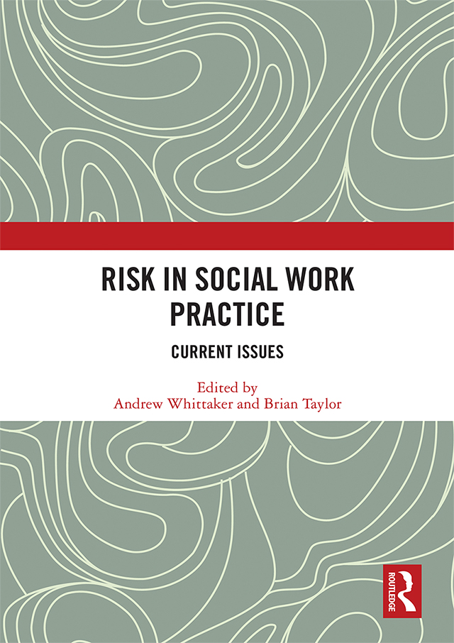 Risk in Social Work Practice: Current Issues book cover