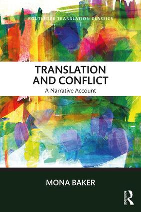Translation and Conflict: A narrative account book cover
