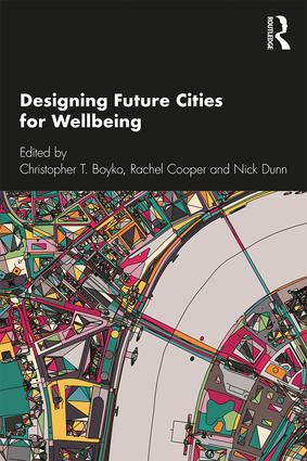 Designing Future Cities for Wellbeing book cover