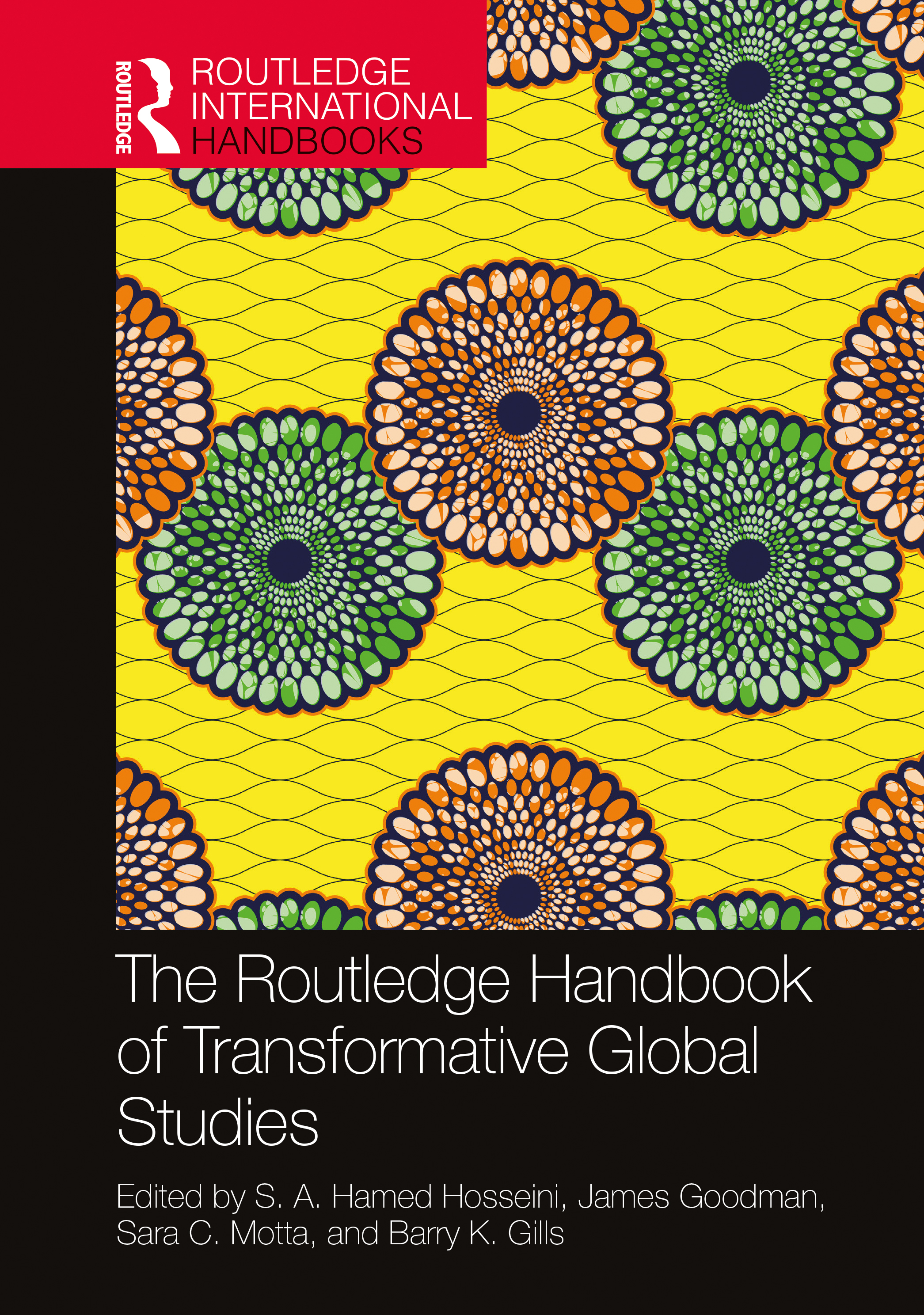 The Routledge Handbook of Transformative Global Studies book cover