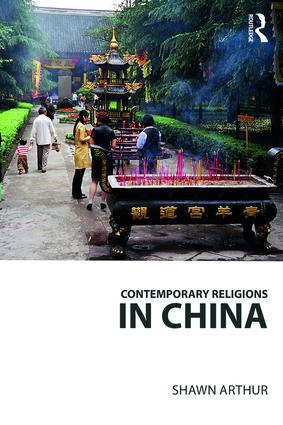 Contemporary Religions in China book cover