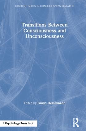 Transitions Between Consciousness and Unconsciousness book cover