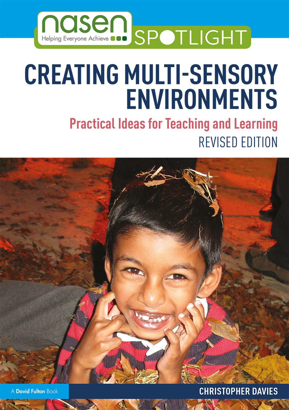 Creating Multi-sensory Environments: Practical Ideas for Teaching and Learning book cover