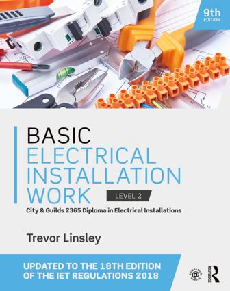 Basic Electrical Installation Work, 9th ed book cover