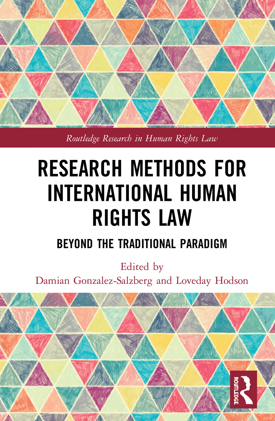 Research Methods for International Human Rights Law: Beyond the traditional paradigm book cover