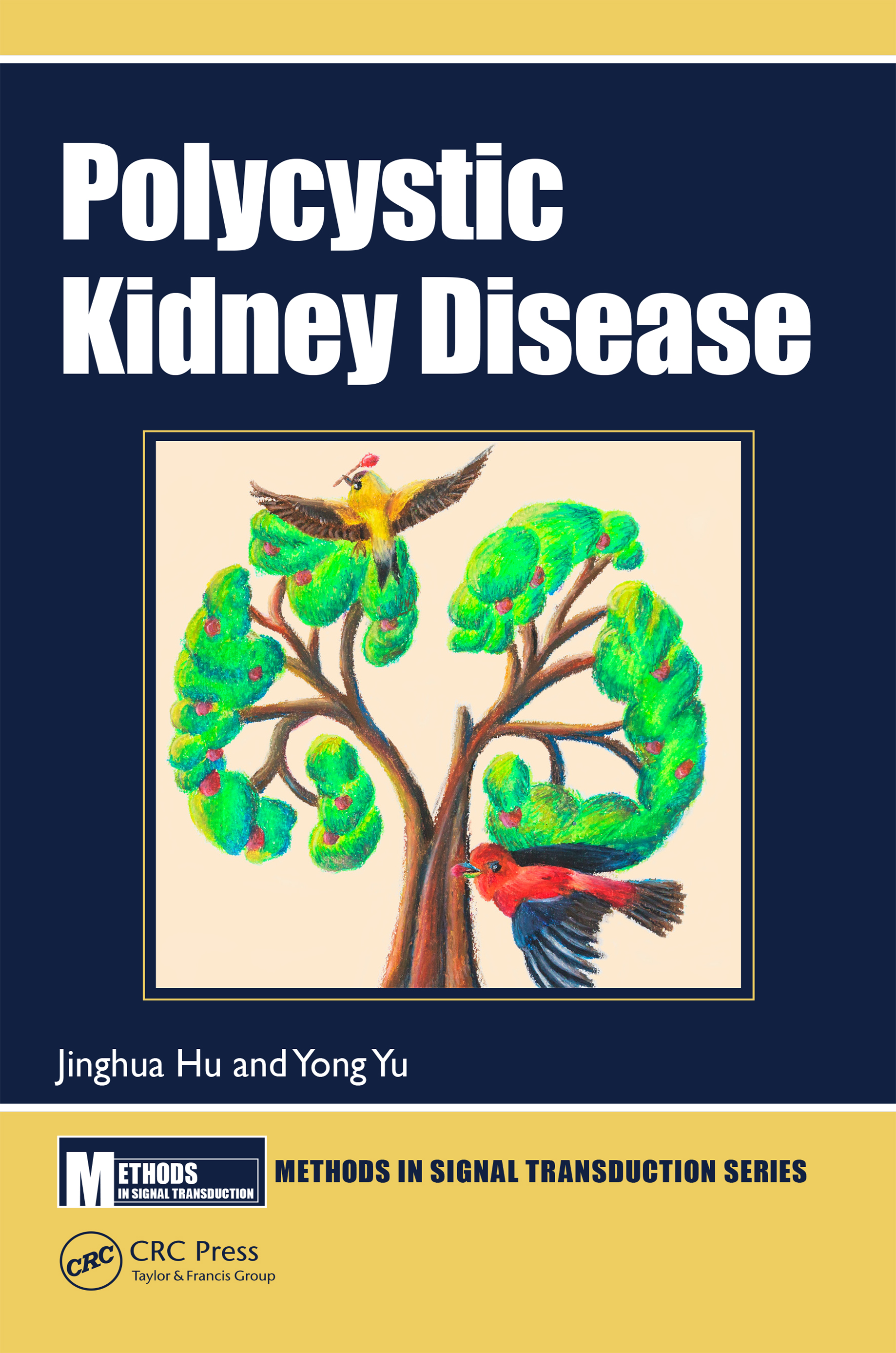 Polycystic Kidney Disease book cover