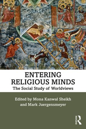 Entering Religious Minds: The Social Study of Worldviews book cover