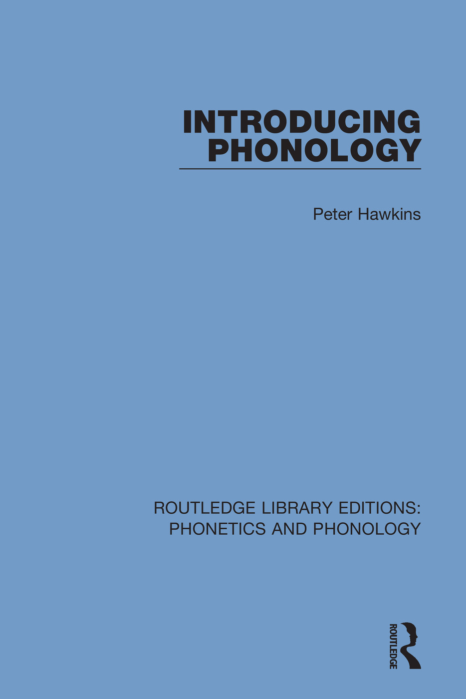 Introducing Phonology book cover