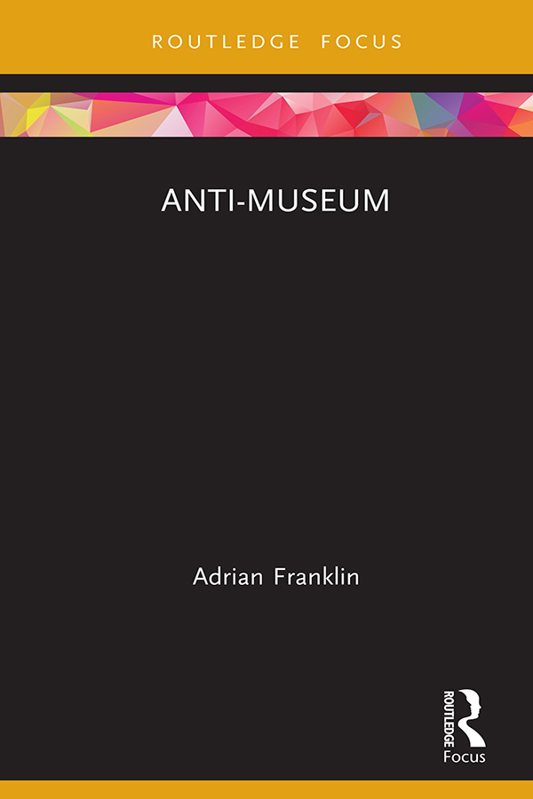 Anti-Museum book cover