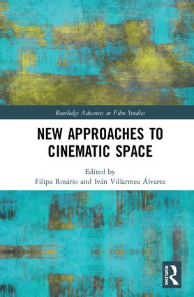 New Approaches to Cinematic Space book cover