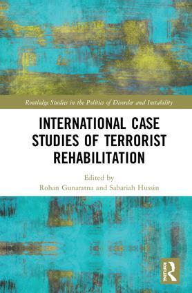 International Case Studies of Terrorist Rehabilitation book cover