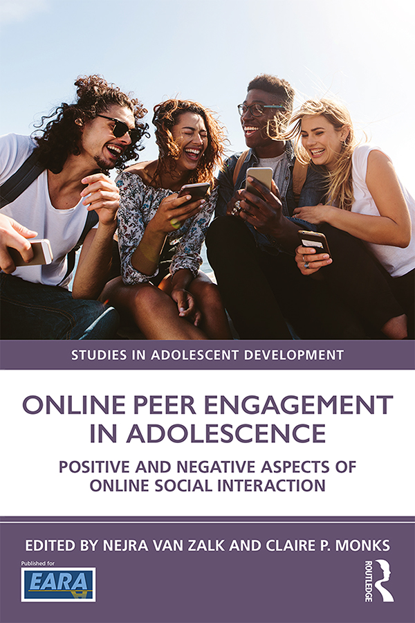Online Peer Engagement in Adolescence: Positive and Negative Aspects of Online Social Interaction book cover