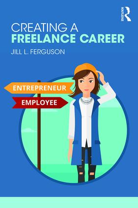 Creating a Freelance Career: 1st Edition (Paperback) book cover