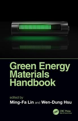 Green Energy Materials Handbook book cover