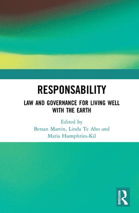 ResponsAbility: Law and Governance for Living Well with the Earth book cover