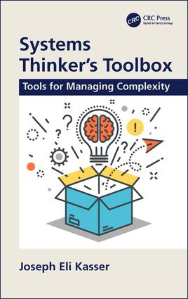 Systems Thinker's Toolbox: Tools for Managing Complexity, 1st Edition (Hardback) book cover