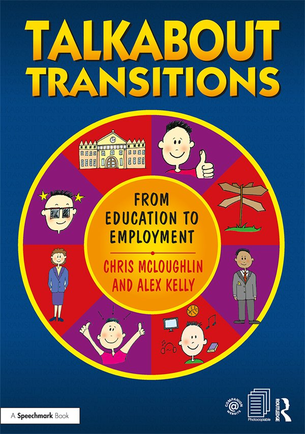 Talkabout Transitions: From Education to Employment book cover