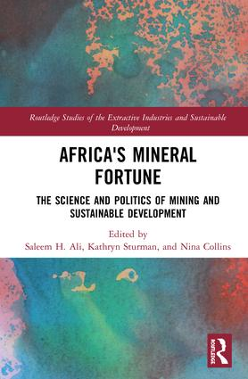 Africa's Mineral Fortune: The Science and Politics of Mining and Sustainable Development, 1st Edition (Hardback) book cover