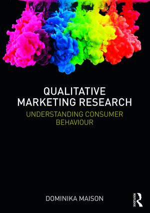 Qualitative Marketing Research: Understanding Consumer Behaviour book cover