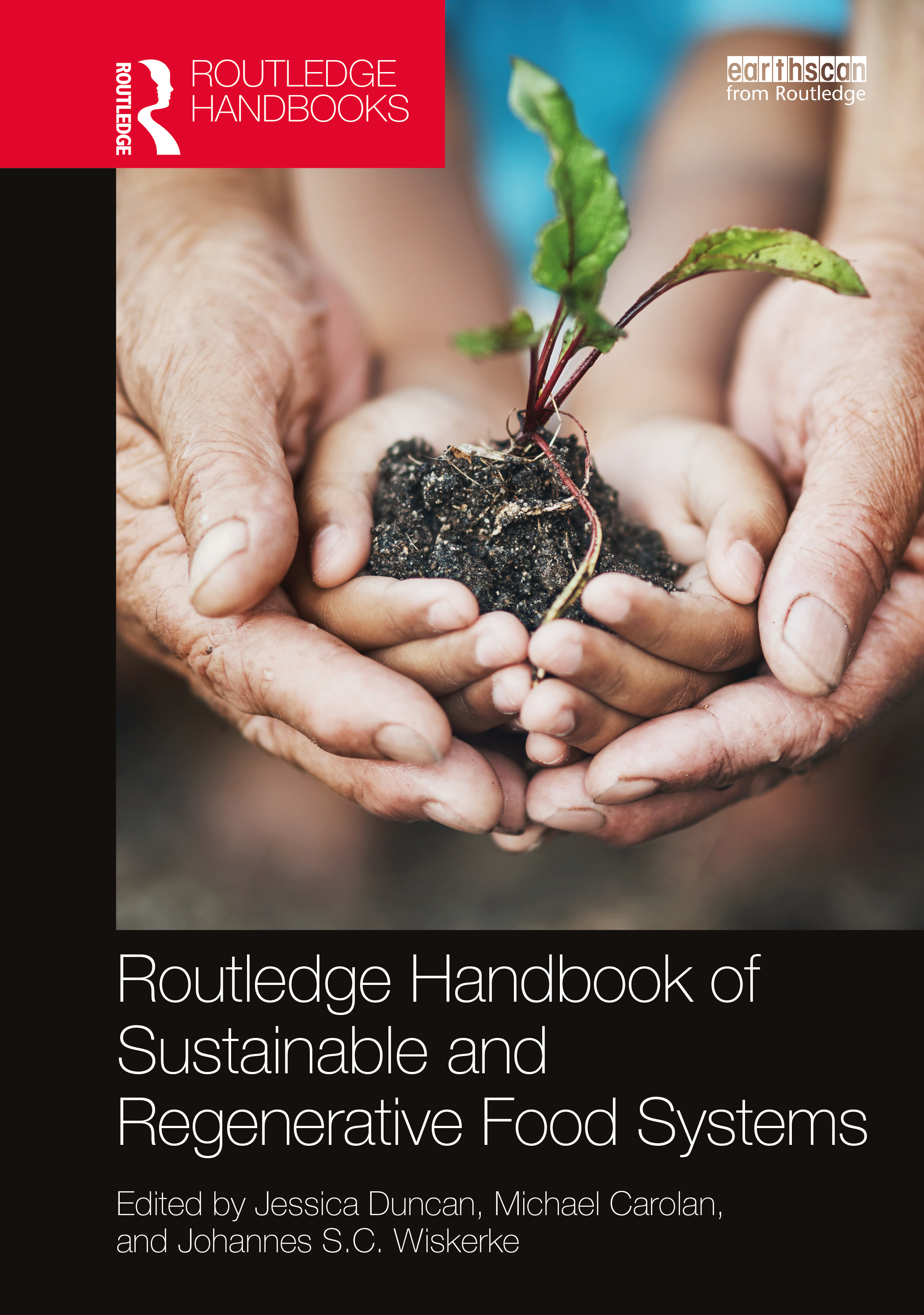 Routledge Handbook of Sustainable and Regenerative Food Systems book cover