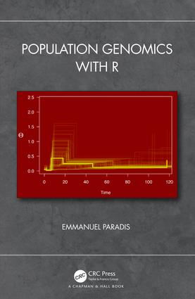 Population Genomics with R: 1st Edition (Hardback) book cover