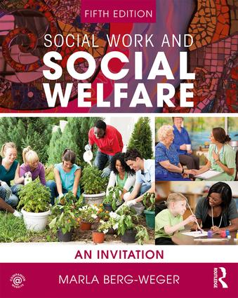 Social Work and Social Welfare: An Invitation, 5th Edition (Paperback) book cover