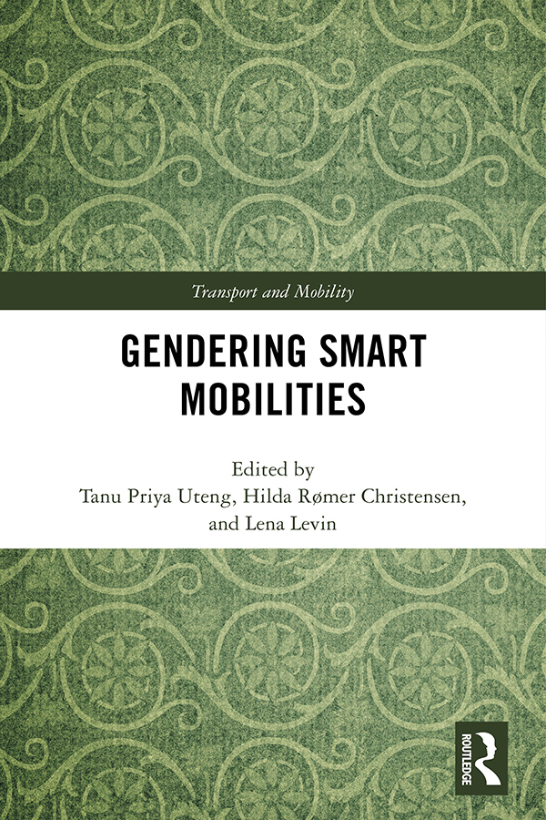 Gendering Smart Mobilities book cover
