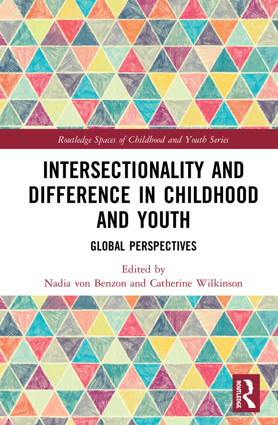 Intersectionality and Difference in Childhood and Youth: Global Perspectives, 1st Edition (Hardback) book cover