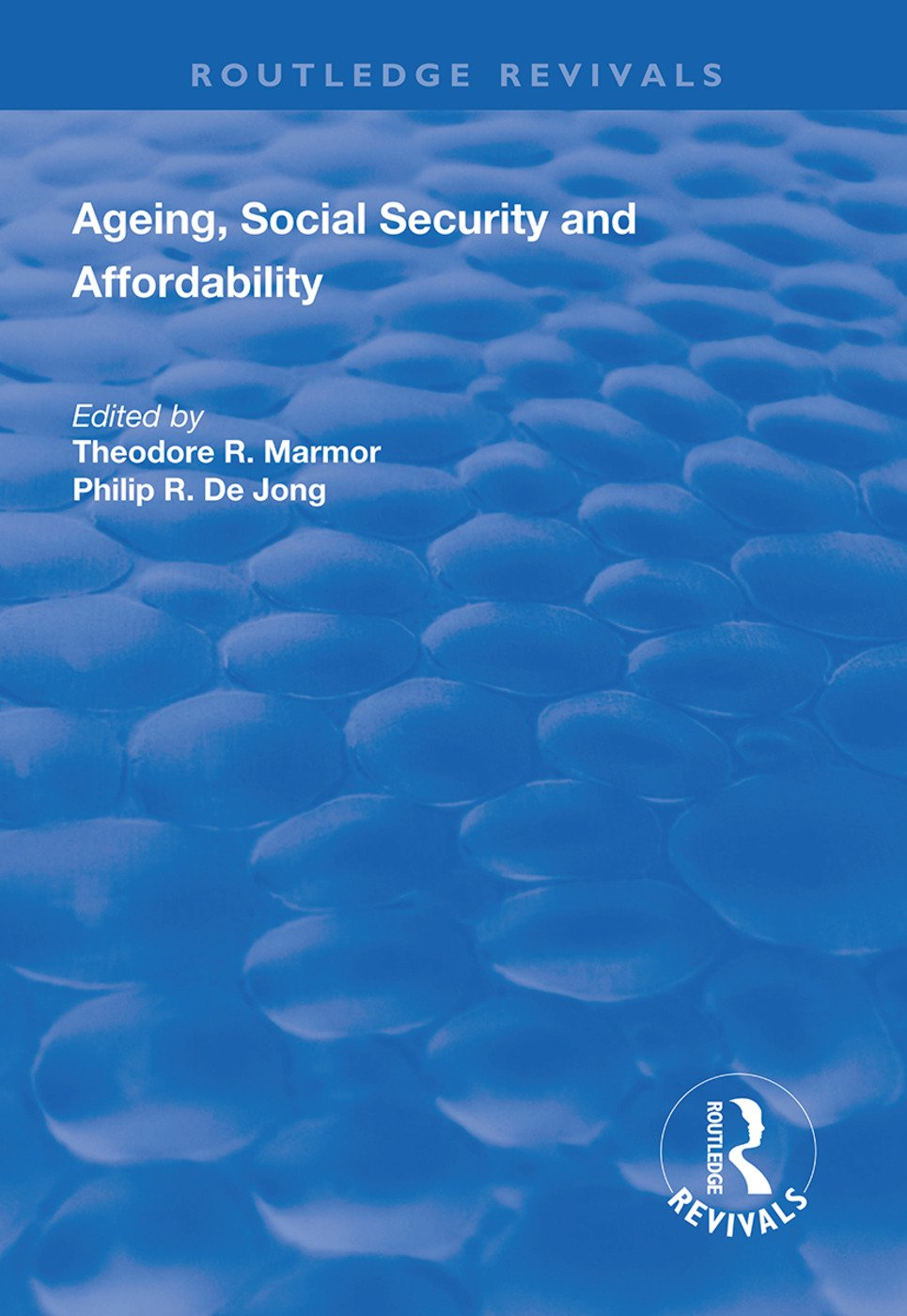 Ageing, Social Security and Affordability: 1st Edition (Hardback) book cover