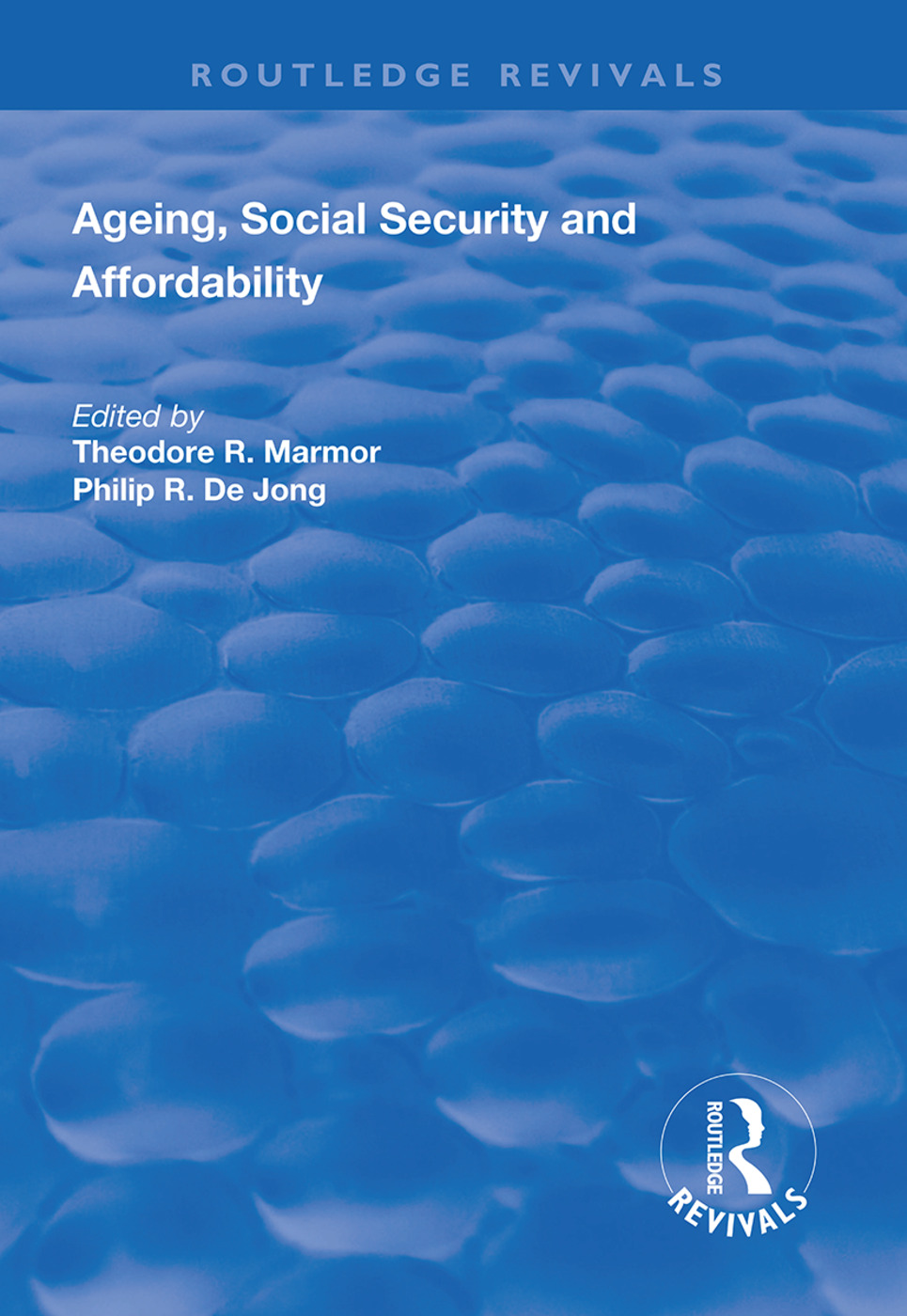 Ageing, Social Security and Affordability book cover