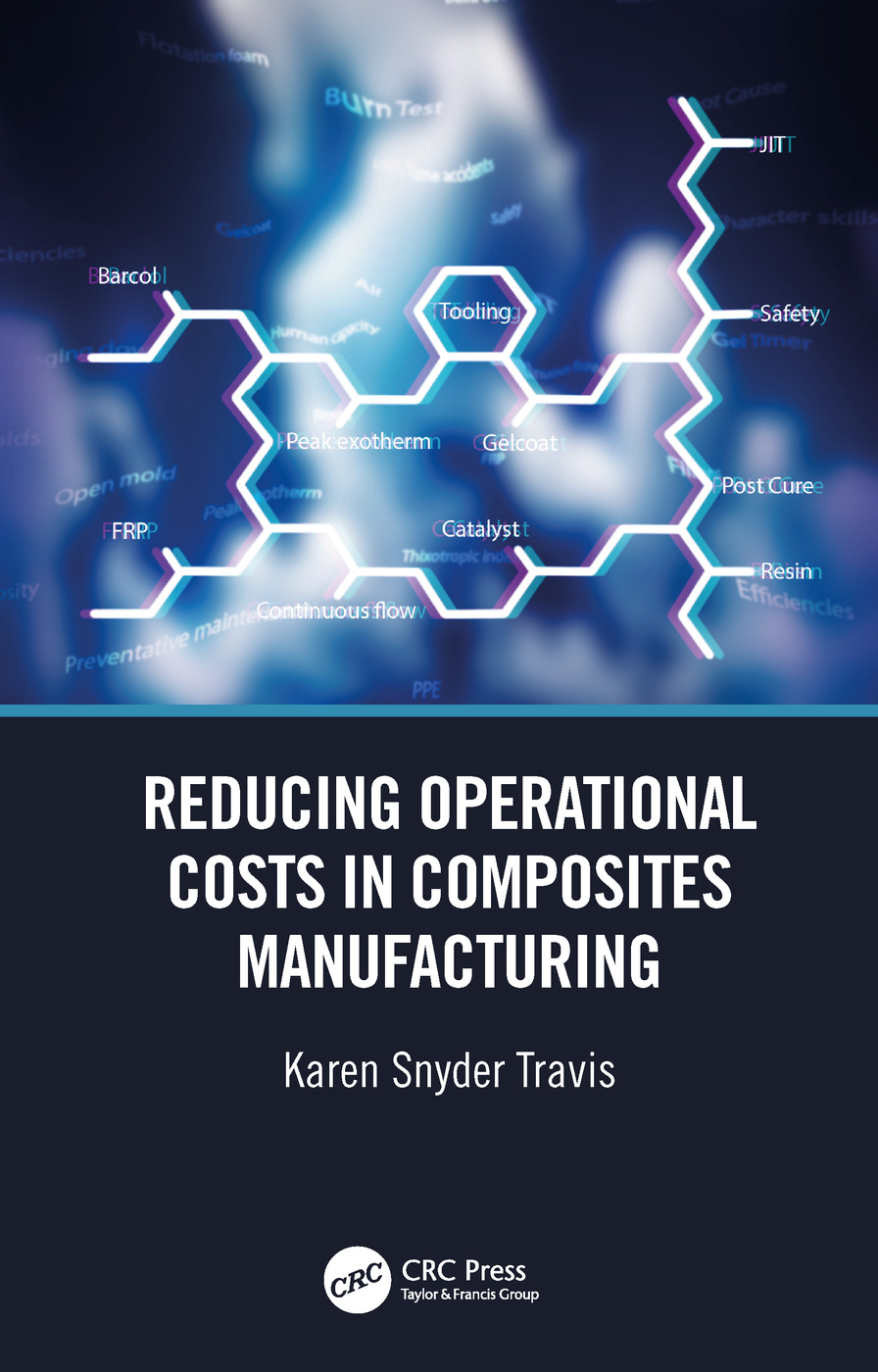 Reducing Operational Costs in Composites Manufacturing: 1st Edition (Paperback) book cover