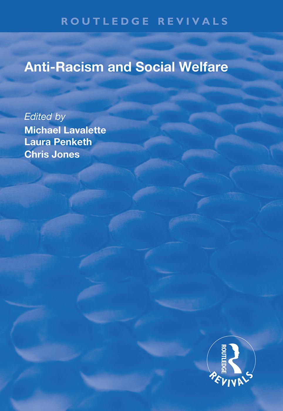 Anti-Racism and Social Welfare