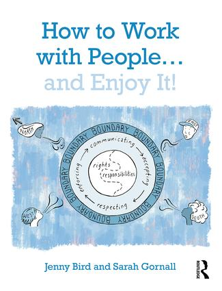 How to Work with People... and Enjoy It! book cover