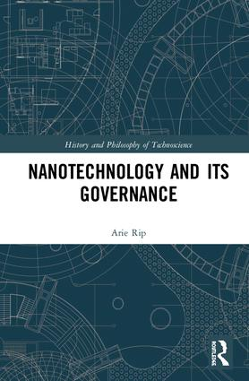 Nanotechnology and Its Governance book cover
