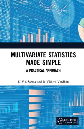 Multivariate Statistics Made Simple: A Practical Approach book cover