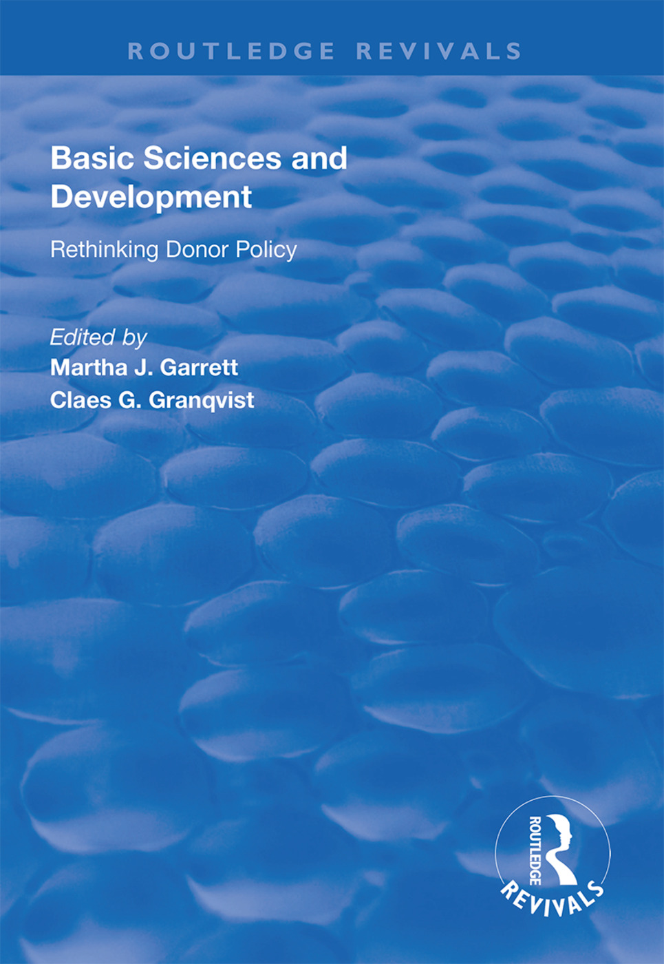 Basic Sciences and Development: Rethinking Donor Policy, 1st Edition (Hardback) book cover