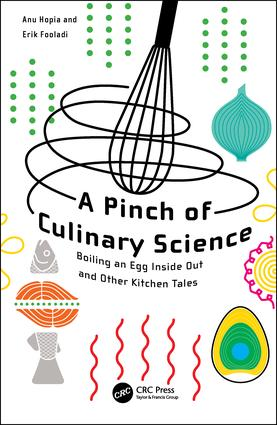 A Pinch of Culinary Science: Boiling an Egg Inside Out and Other Kitchen Tales book cover