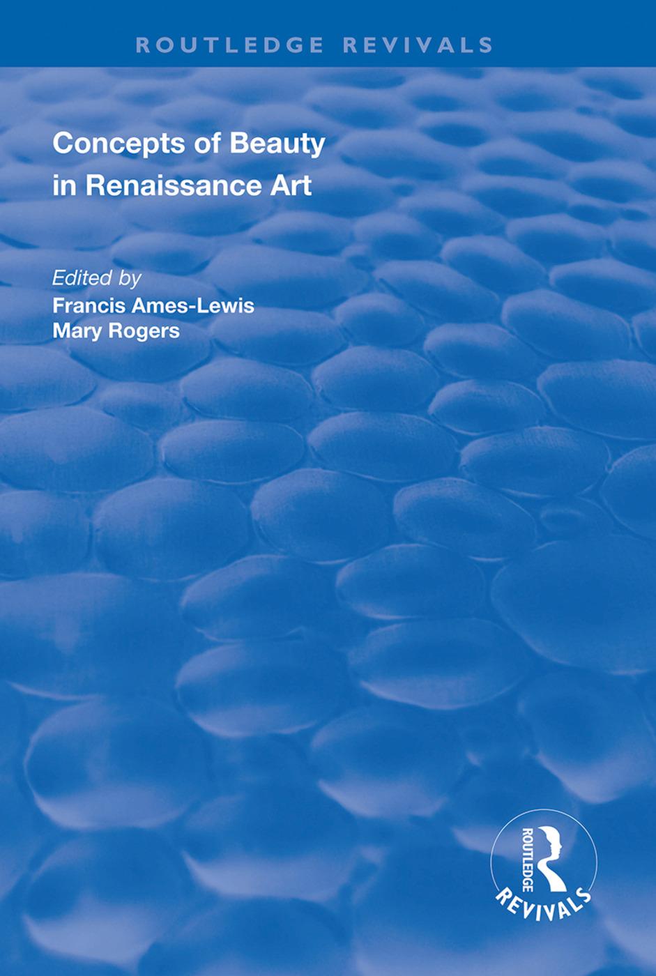 Concepts of Beauty in Renaissance Art