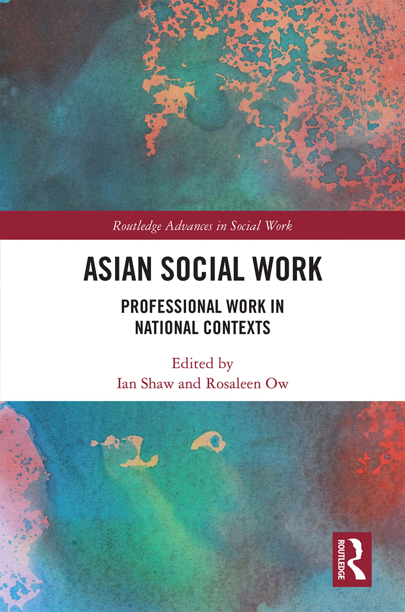 Asian Social Work: Professional Work in National Contexts book cover