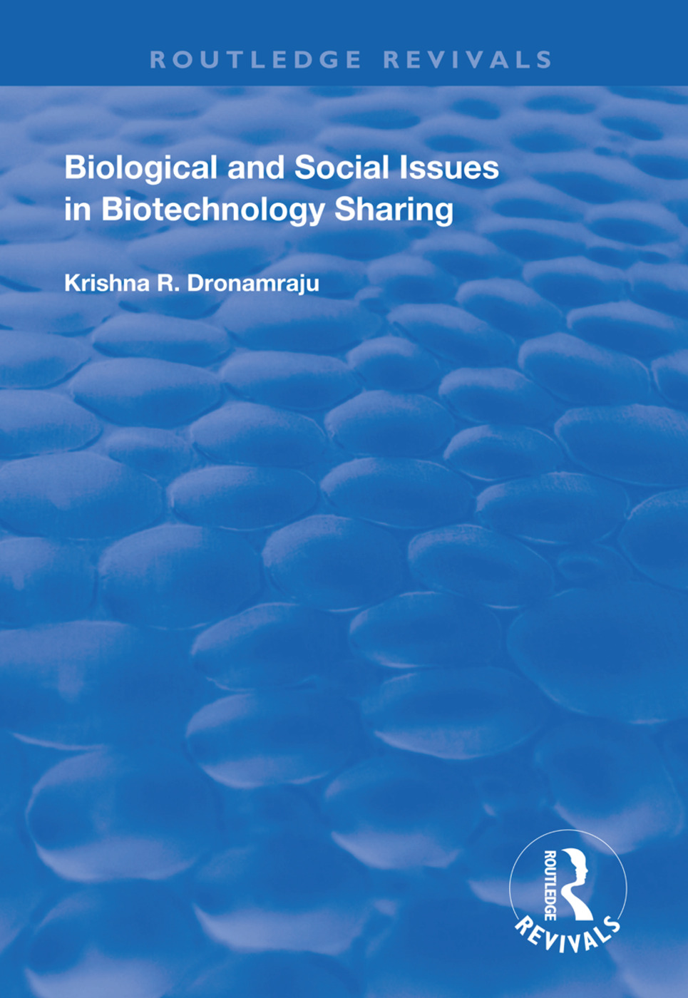 Biological and Social Issues in Biotechnology Sharing book cover