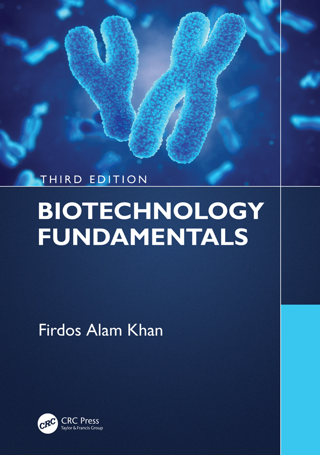 Biotechnology Fundamentals Third Edition book cover