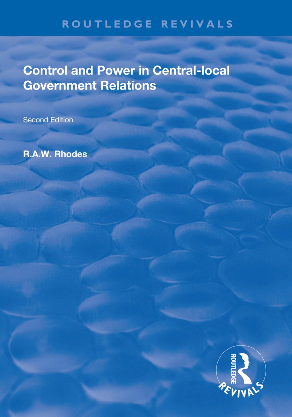 Control and Power in Central-local Government Relations