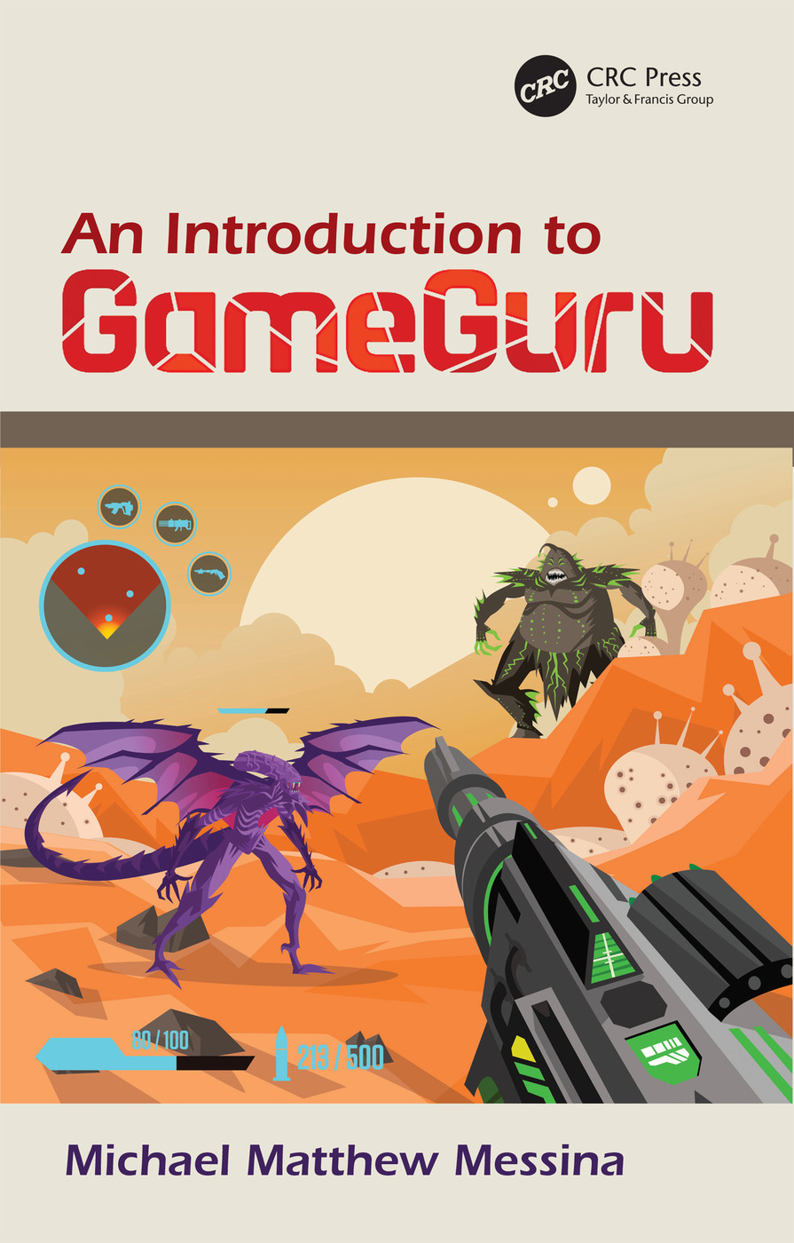 An Introduction to GameGuru book cover