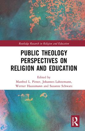 Public Theology Perspectives on Religion and Education book cover