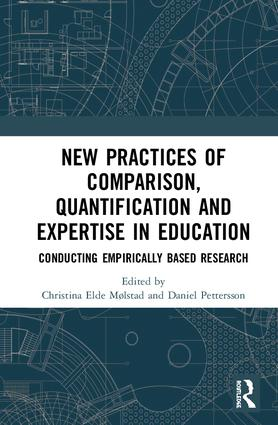 New Practices of Comparison, Quantification and Expertise in Education: Conducting Empirically Based Research book cover