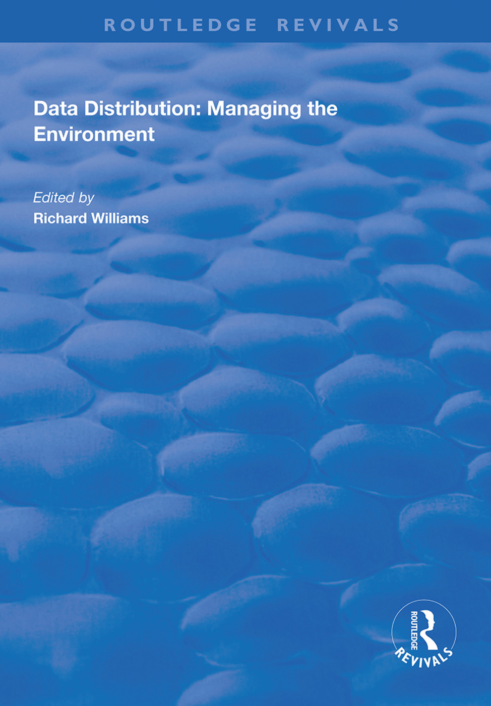 Data Distribution: Managing the Environment, 1st Edition (e-Book) book cover