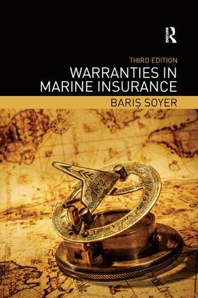Warranties in Marine Insurance book cover
