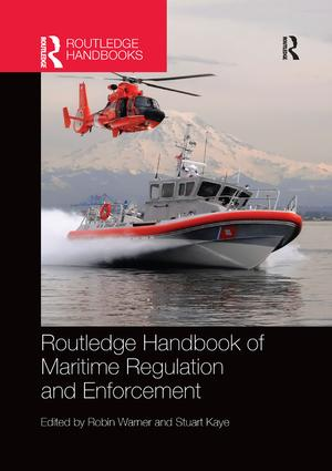 Routledge Handbook of Maritime Regulation and Enforcement book cover