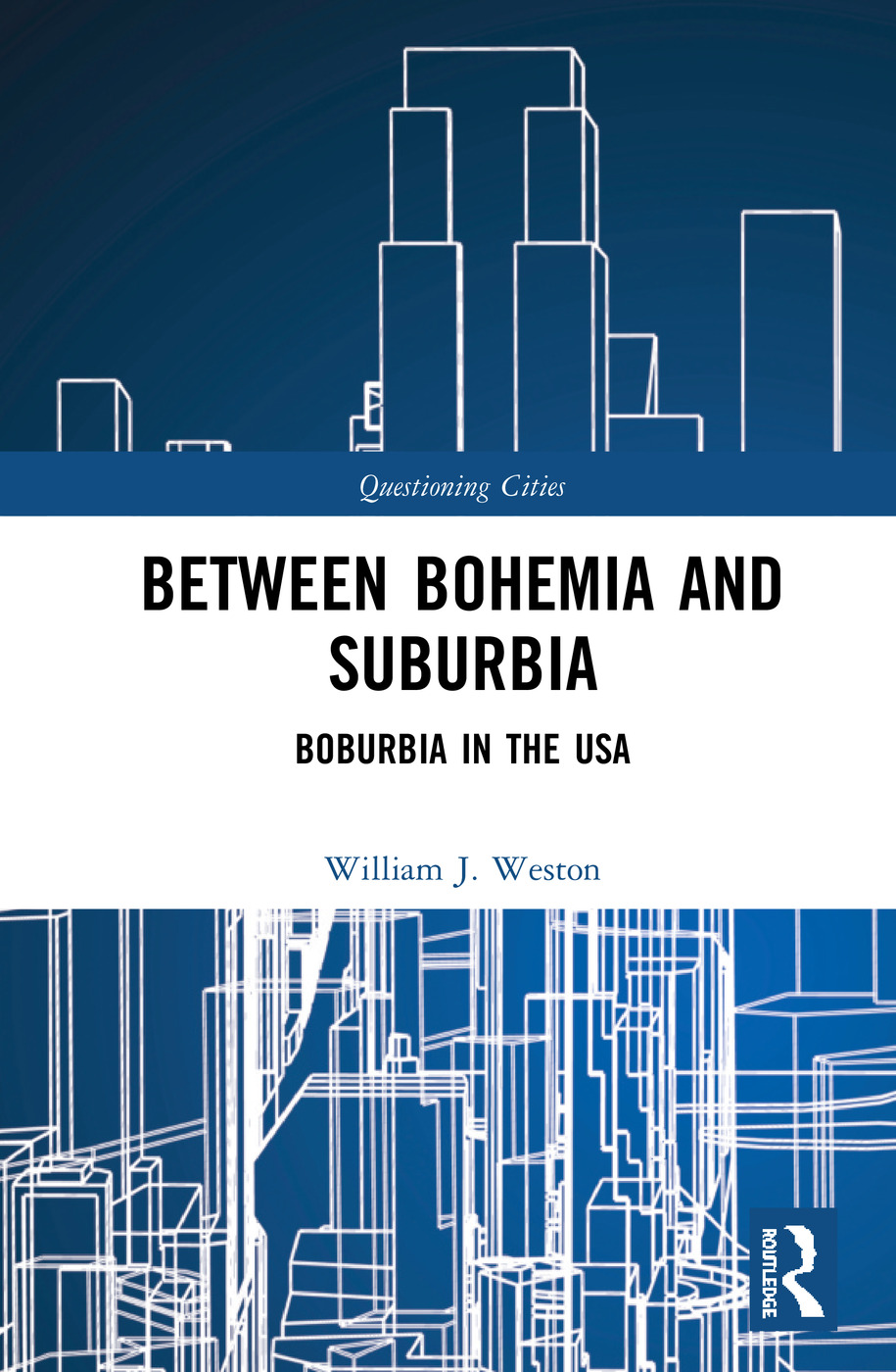 Between Bohemia and Suburbia: Boburbia in the USA, 1st Edition (Hardback) book cover